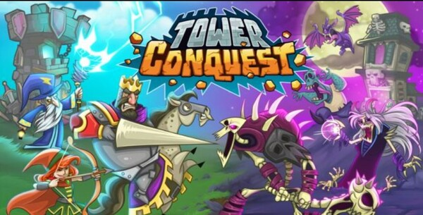 Tower Conquest Logo