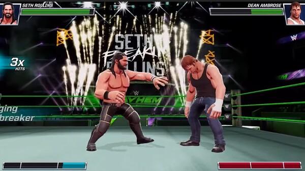WWE Mayhem Screenshot 1