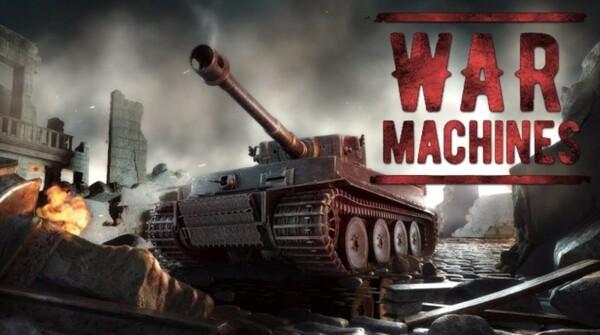 War Machines Logo