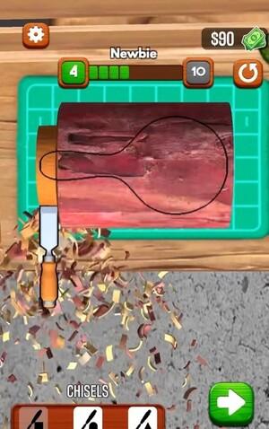 Woodturning Screenshot 2