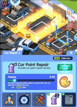 Car Fix Tycoon Screen 1
