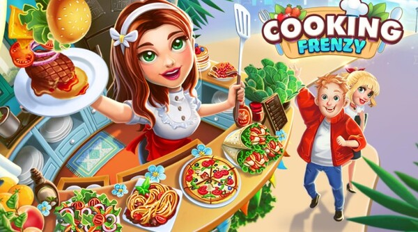 Cooking Frenzy Logo