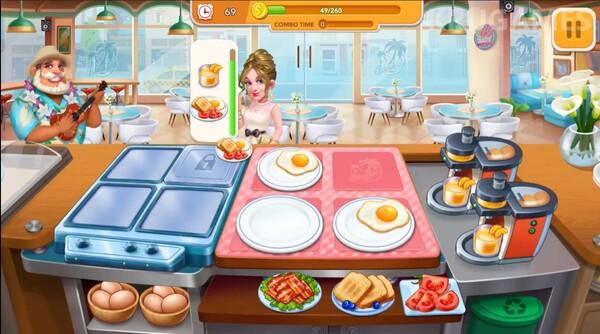 Cooking Frenzy Screenshot 2