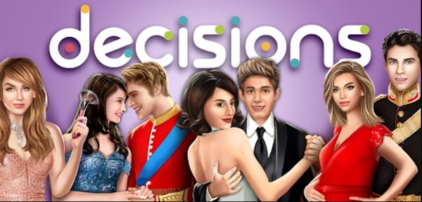 Decisions Choose Your Interactive Stories Logo