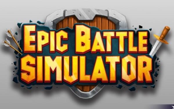 Epic Battle Simulator Logo