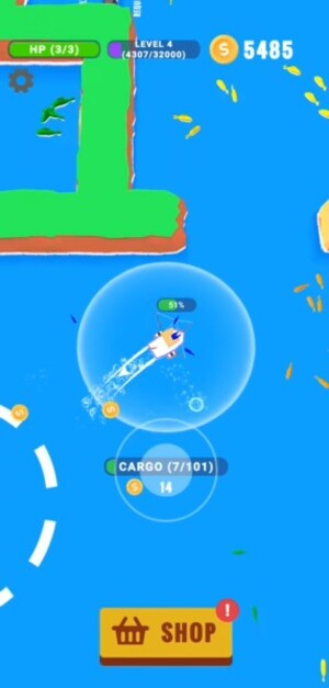 Fish idle hooked tycoon 1