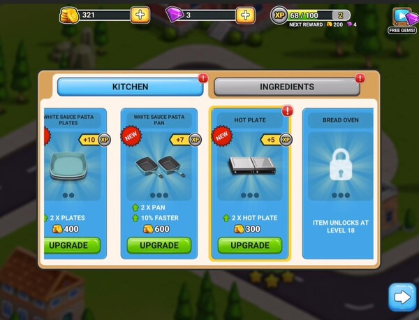 Food Truck Chef Screenshot 2