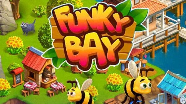 Funky Bay Logo