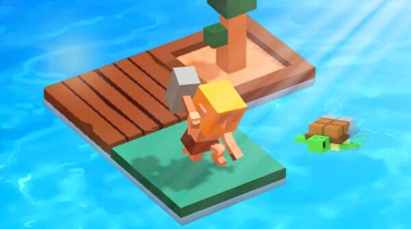 Idle Arks Build at Sea Logo