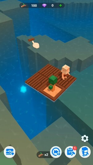 Idle Arks Build at Sea Screen 1