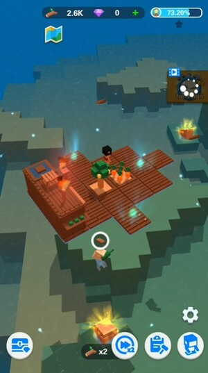 Idle Arks Build at Sea Screen 2