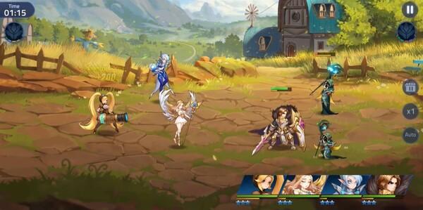 Mobile Legends Adventure Screen 1