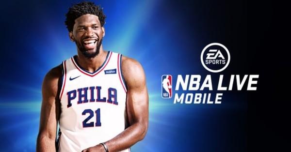 NBA LIVE Mobile Logo