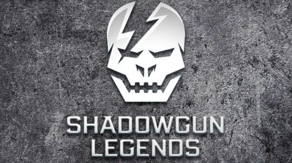 Shadowgun legends Logo