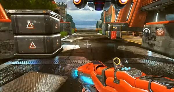 Shadowgun legends Screen 2