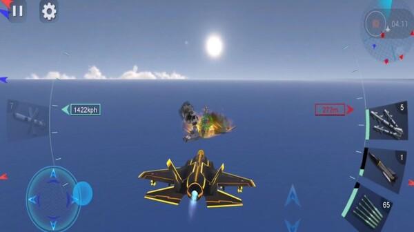Sky Fighters Screenshot 1
