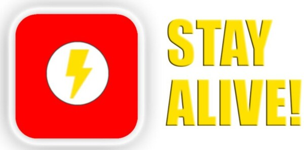 Stay Alive Logo