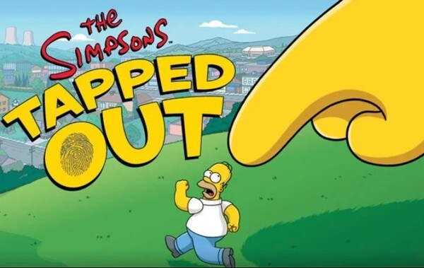 The Simpsons Tapped Out Logo