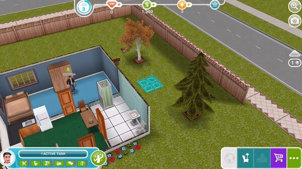The Sims FreePlay 1