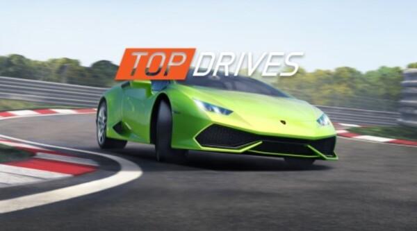 Top Drives Logo