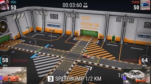 Top Drives Screen 2