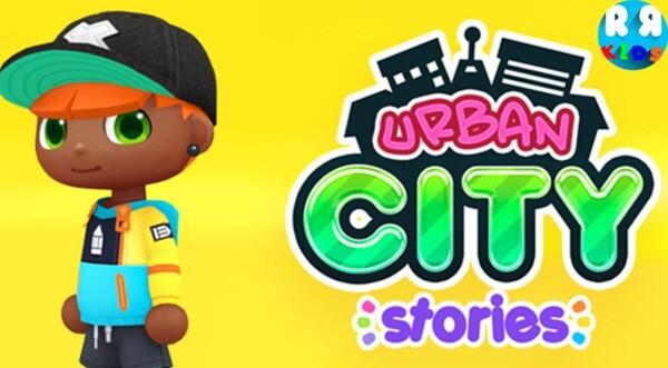 Urban City Stories Logo