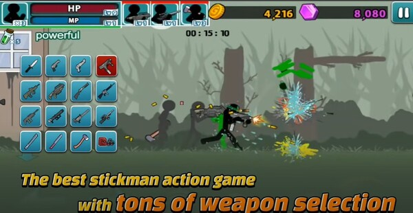 Anger of Stick 5 Screen 1