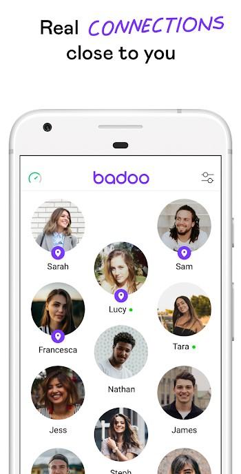 Badoo Screenshot 2