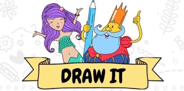 Draw it Logo