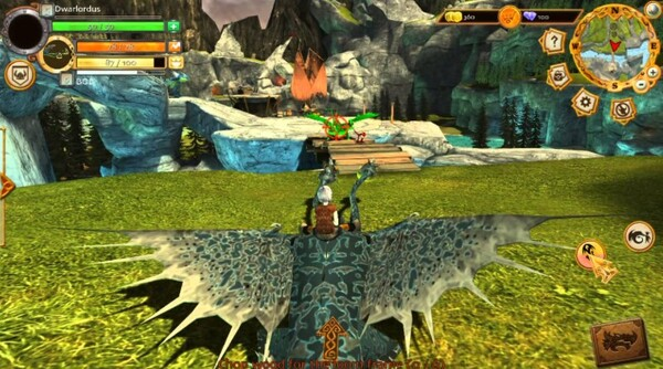 School of Dragons Screen 2