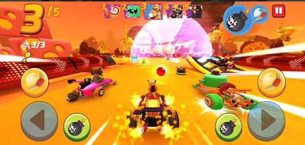 Starlit Kart Racing 1