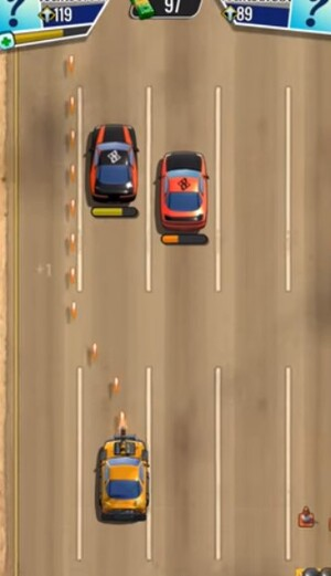 Fastlane Road to Revenge Screen 2