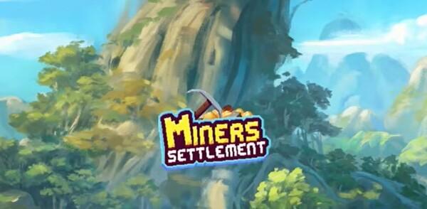 Idle Miners Settlement Logo
