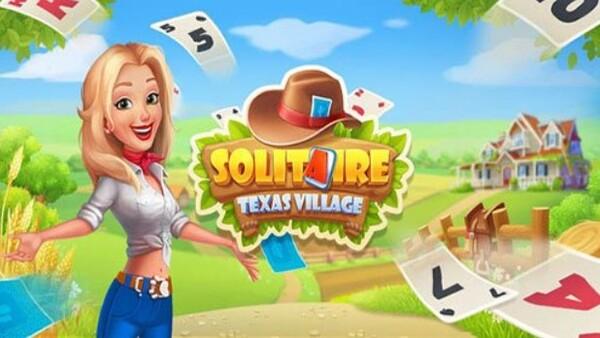 Solitaire Texas Village Logo