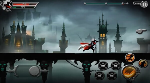 Stickman Legends Shadow Wars Screen 2