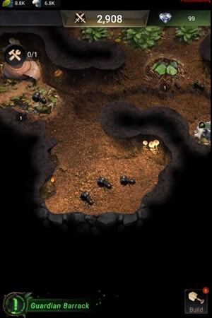 The Ants Underground Kingdom Screen 1