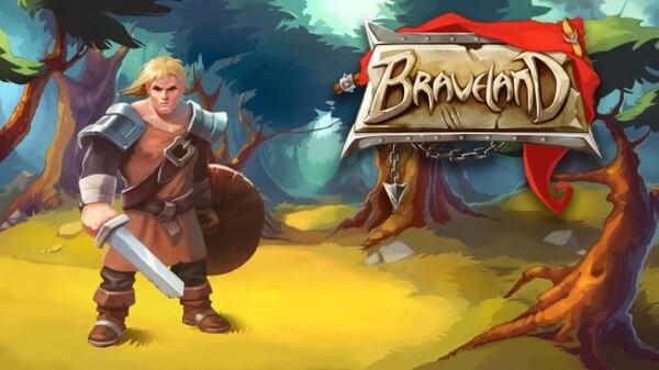 Braveland Battles Logo