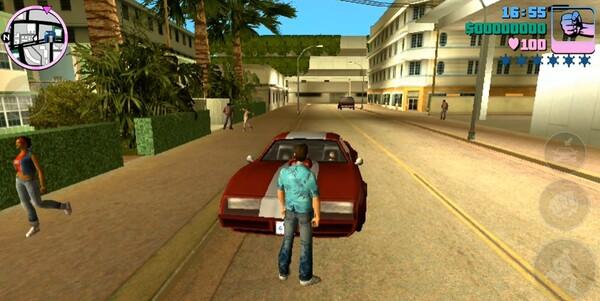 GTA Vice City Mod APK Screen 1