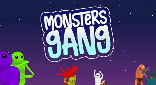 Monsters Gang 3D - Boxing Arena Logo