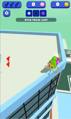 Monsters Gang 3D - Boxing Arena Screen 1