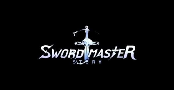 Sword Master Story Logo