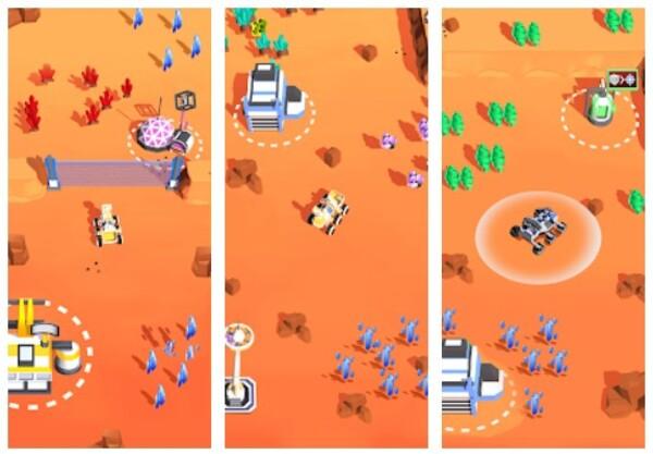 Space Rover Mod Screenshot 2